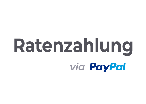 Zahlungsmethode Ratenzahlung