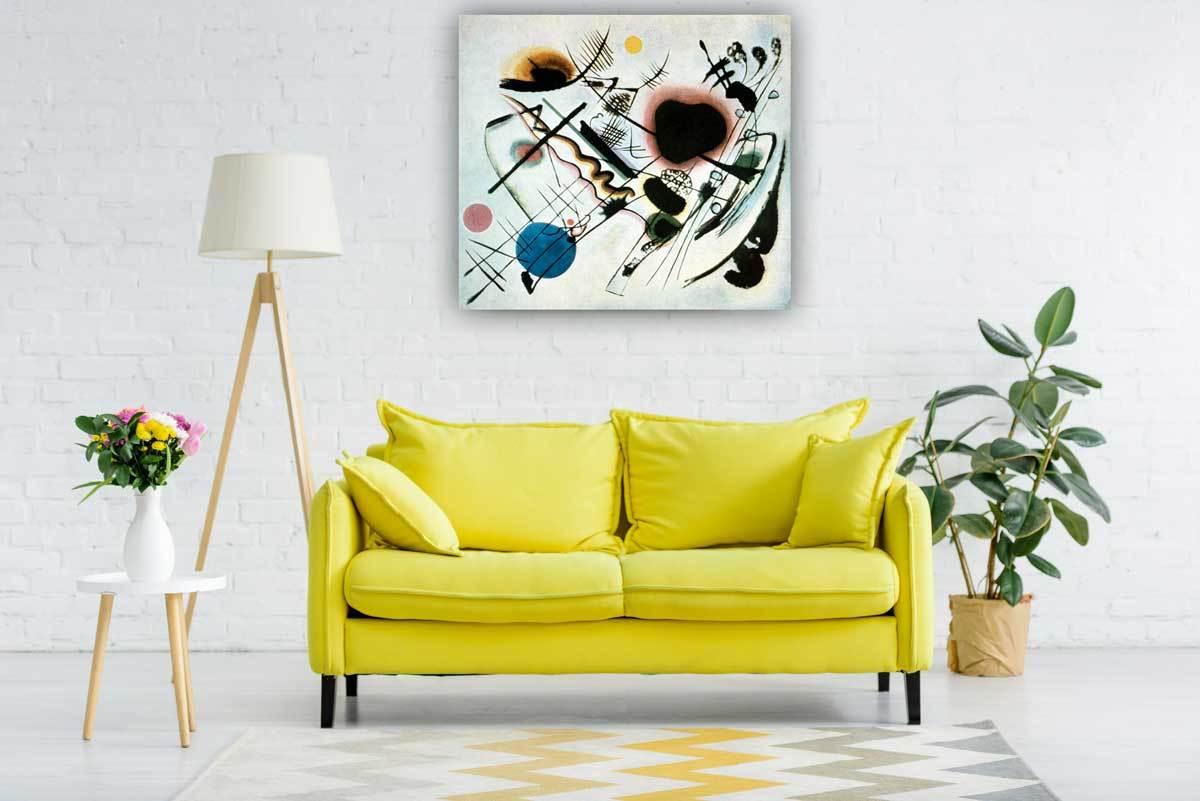 Leinwandbild 60 x 80 cm Mona Lisa