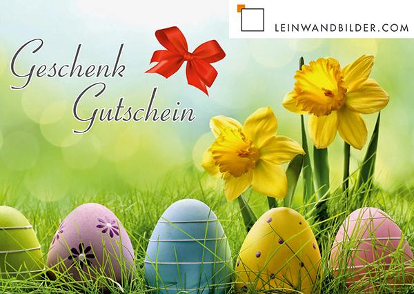 Wertgutschein - Ostern