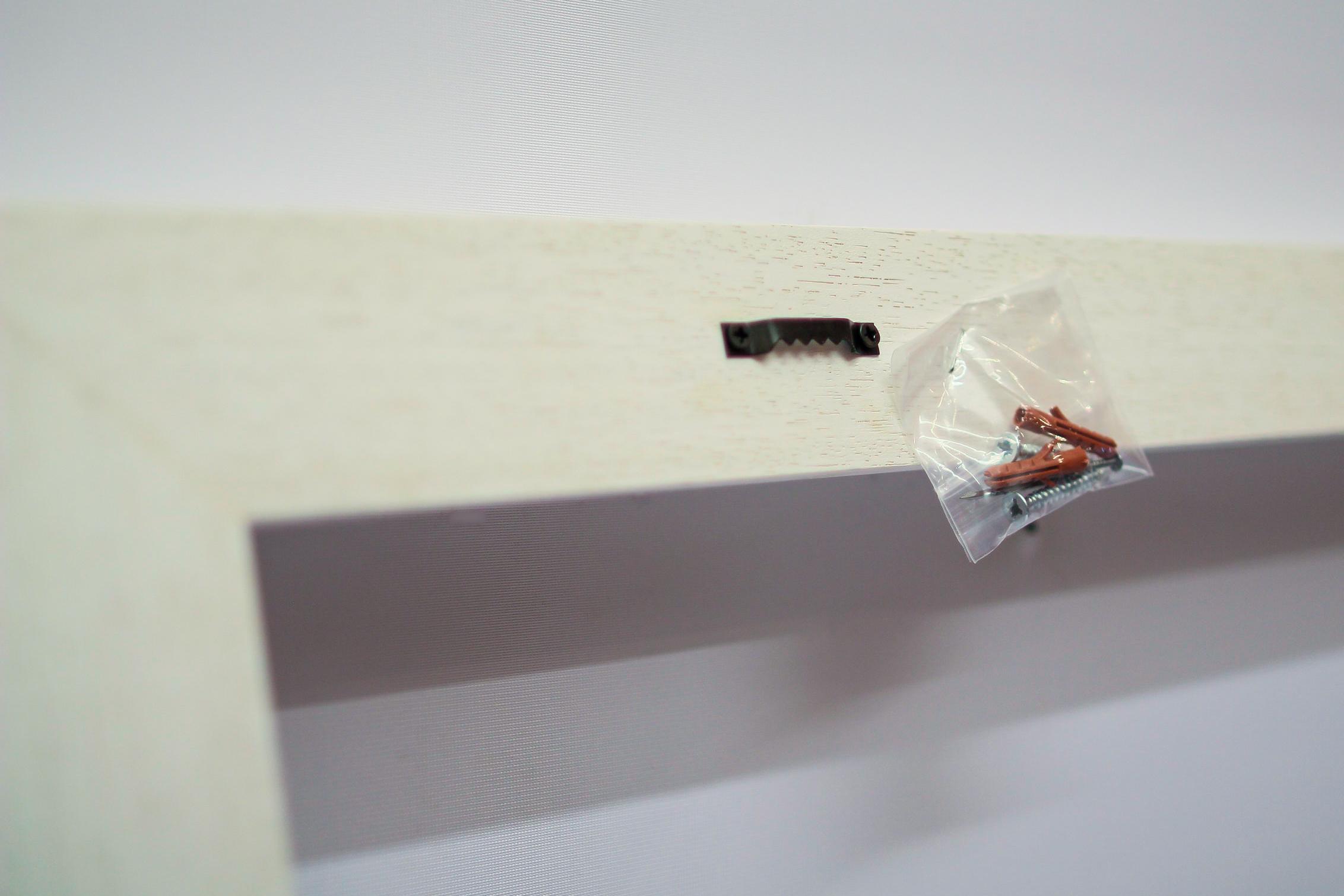 Camille Pissarro - L´Anse des Pilotes et le brise lames est, Rahmen Schattenfuge weiß